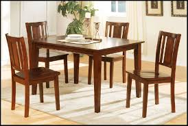 Best Furniture 4 Chair Dining Table Set With Small Kitchen Four Chairs