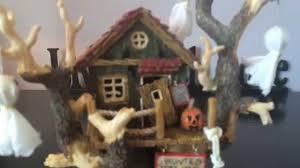 Dept 56 Halloween Village Ebay by Dept 56 U2013 Haunted Tree House 56 55150 U2013 Retired U2013 Halloween