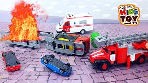 Cars For Kids. Transporter, Fire Trucks, Ambulance, Garbage Truck ... Paw Patrol Marshalls Fire Fightin Truck Vehicle And Figure Videos Toys Wwwtopsimagescom Amazoncom Instep Pedal Car Games For Children Kids Engine Entertaing Educational Monster For Garbage L Bin On Tow Street Cartoons Rc Rescue Radio Remote Control W William Watermore The Real City Heroes Rch Paw Ultimate With Extendable 2 Ft Tall Vehicles Uses Learn Transport Trucks At Parade Toddlers Machines