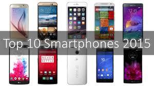 Top 10 Smartphones April 2015