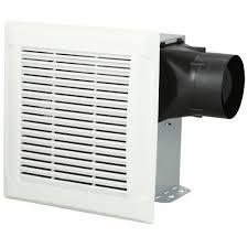 Nutone Bathroom Fan Replace Light Bulb by Nutone Invent White 110 Cfm Ceiling Single Speed Exhaust Bath Fan