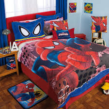 Minnie Mouse Bed Decor by Bedroom Exclusive Spiderman Bedroom Set For Your Dream Kids