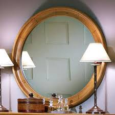 wall mirrors light oak framed wall mirror oak wall mirrors large
