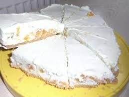 kühlschranktorte waldmeister mandarinen löffelbiskuit torte