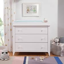 babyletto sprout 3 drawer changer dresser white babies r us