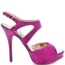 guess u0027s pink state dark pink suede for 74 99 direct from heels com