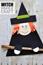 Looking For More Fun Halloween Paper Crafts Youll Love This Simple And Cute Ghost Craft These Accordion Fold Bats Are Also Fantastic
