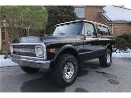 1969 Chevrolet Truck For Sale | ClassicCars.com | CC-1170460