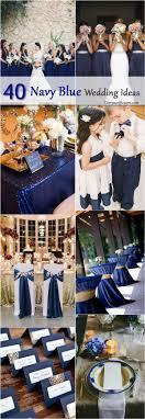 40 Pretty Navy Blue and White Wedding Ideas Pinterest