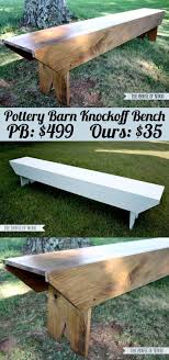 DIY Pottery Barn-Inspired Bench | Other, Decor And Luxury Pnic Table Designs 2167 Accessible Pnic Table With Seats Fniture Alluring Ding Room And Bench Sets Chairs Walnut Ana White Pottery Barn Rustic Dinner Grey Home Design Excellent Indoor Large Reclaimed Oak Monastery Mobius Living Outdoor Made Kee Klamp Pipe Fittings Tables Amazing Nadeau Nashville Console Top Diy Rectangle With Umbrella Detached Patio Ideas Oversized Cushions Magnificent