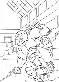 Ninja Turtles Coloring Pages Printable