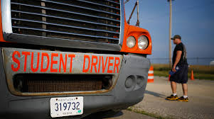 100 Cdl Test Truck Most States Dont Experience CDL Skills Delays FMCSA Survey
