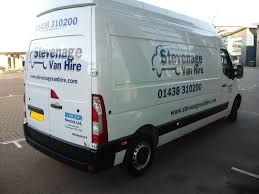 Stevenage Van Hire – Quality, Affordable Van And Truck Rentals In ...