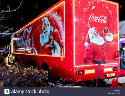 Coca-Cola Christmas Truck At Night In The UK Depicting Traditional ... Cacolas Christmas Truck Is Coming To Danish Towns The Local Cacola In Belfast Live Coca Cola Truckzagrebcroatia Truck Amazoncom With Light Toys Games Oxford Diecast 76tcab004cc Scania T Cab 1 Is Rolling Into Ldon To Spread Love Gb On Twitter Has The Visited Huddersfield 2014 Examiner Uk Tour For 2016 Perth Perthshire Scotland Youtube Cardiff United Kingdom November 19 2017