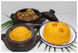 cuisine v馮騁arienne recettes recette de foufou recettes ivoiriennes cuisine d afrique et d