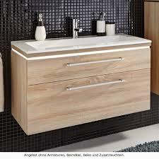 puris cool line badmöbel als waschtischset 90 cm