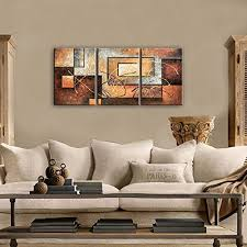 Phoenix Decor Abstract Paintings Contemporary Art Oil Reproduction Canvas Prints Wall Framed Ready To Hang