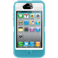 OtterBox Defender Series Case for iPhone 4 4S Retail Packaging Stu