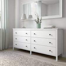 koppang commode à 6 tiroirs blanc 172x83cm ikea canada