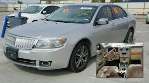 100 Houston Craigslist Trucks You Wont Believe How Much Blood Is Inside This 2007 Lincoln MKZ At