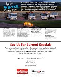 Isuzu Medium Duty Truck Repair | Request Service In Boston, MA