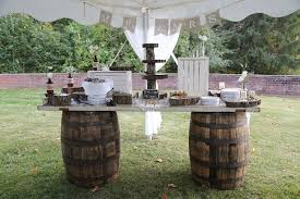 Rustic Wedding Decoration Hire Rental Cincinnati A Gogo Event Rentals