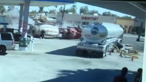 100 Cement Truck Video Dramatic Shows Overturn NBC 5 DallasFort Worth