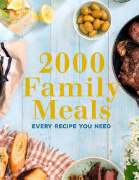 2000 Family Meals