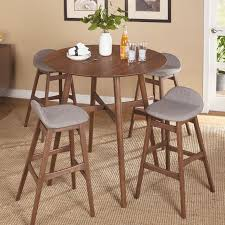 Trends Small Bistro Table Set For Kitchen | Home Executive