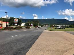 100 Liberty Truck Stop File20180831 17 04 19 View East Along Virginia State Route 292