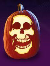 Walking Dead Pumpkin Stencils Free Printable by Scary Gargoyle Pumpkin Carving Pattern Halloween Pumpkin Carving