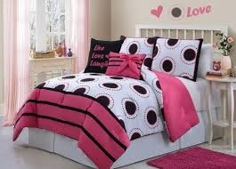 Pink Black and White Bedding – Sweetest Slumber