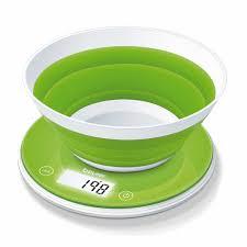 balance de cuisine beurer balance de cuisine ks 45 de beurer green