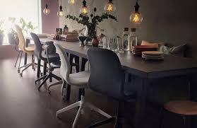 fühlt sich nicht nur im büro zu hause ikeas neuer drehstuhl