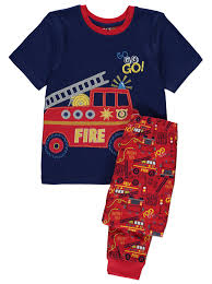 Fire Engine Pyjamas | Kids | George