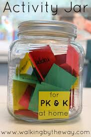 Activity Jar To Help You Rotate All Of Your Great Math Writing And Reading