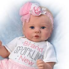 11inch Handmade Reborn Baby Doll Lifelike Realistic Newborn Toys