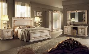klassische möbel für schlafzimmer mit doppelbett