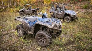 100 Grizzly Trucks 2019 Yamaha And Wolverine ATV First Ride Review