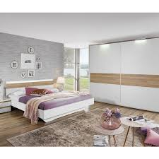 schlafzimmer mara schickes schlafzimmer in alpinweiss mit