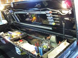 Lights In The Truck Box...awesome! | Products I Love | Pinterest ... The Images Collection Of Rhbetheprocom Truck Tool Box Heavy Duty Rv Camping Truck Tool Box Bed Atv Trailer Storage Boxes For Beds Home Design Ideas Northern Equipment Wheel Well With Locking Lund 36 In Alinum Flush Mount Box9436t Depot 12016 F2f350 Super Undcover Swing Case Shapely Standard Single Lid Side Pan Pro Blackgrain108jpg Shop Durable And Pickup Hitches Toolboxes Drake Toolbox Bed Organizer