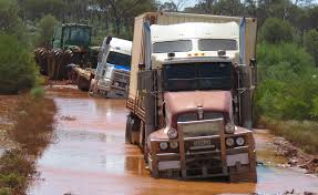 100 Mud Truck Video Food Trucks Stuck In The Mud The West Australian