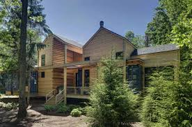100 Shipping Container Guest House Modern Home In The Woods Built Using Shipping Containers In Michigan