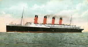 Where Did The Rms Lusitania Sink by Ships