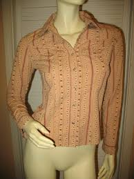 womens tops floral long sleeve button down cowboy cowgirl clothes