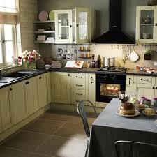 cuisine beige meuble de cuisine beige delinia tradition leroy merlin