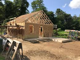 100 House Trusses House With Trusses Pioneer Valley Habitat For Humanity