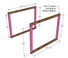 twin bed with storage diy i u0027d like to have 2 of these bed frames