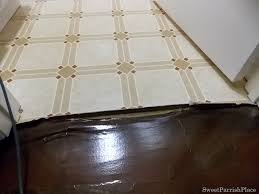 Armstrong Groutable Vinyl Tile Crescendo by Diy Grouted Vinyl Floor Reveal And Tutorial U2022 Sweet Parrish Place