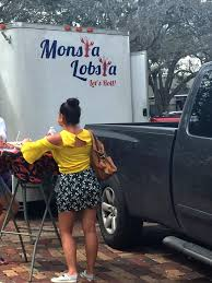 This Lobster Roll Food Truck Uses The